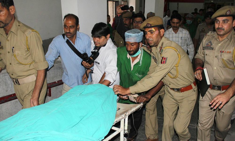 بھارت، ملنے سے منع کرنے پر گرل فرینڈ قتل