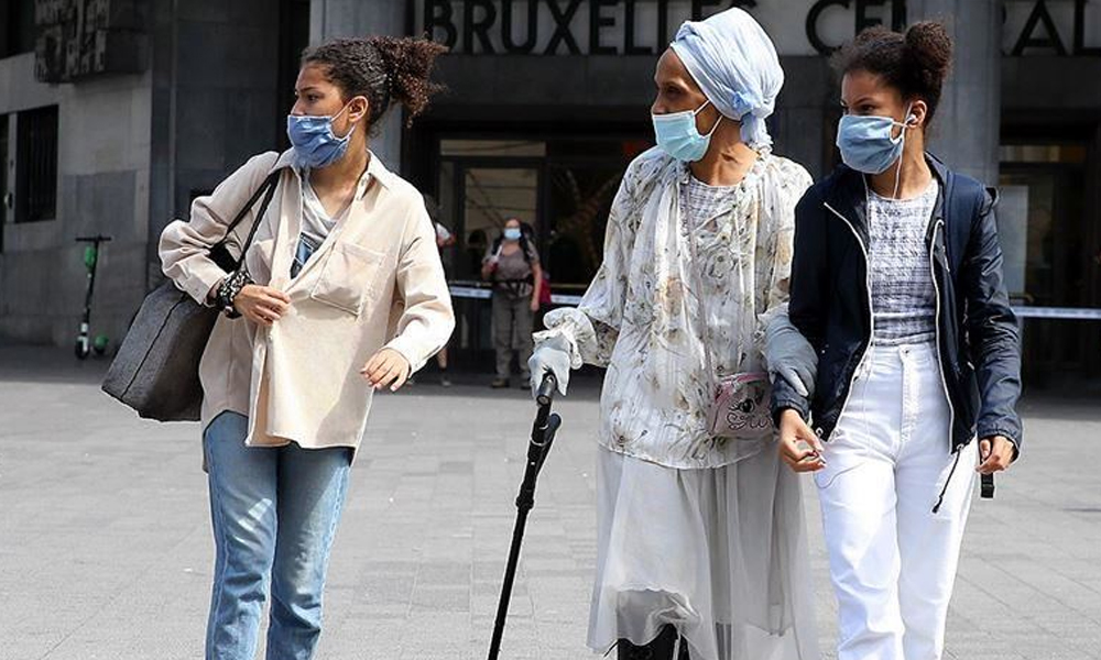 بیلجیئم ، نئےکرونا وائرس مریضوں کی تعداد 9 ہزارتک پہنچ گئی
