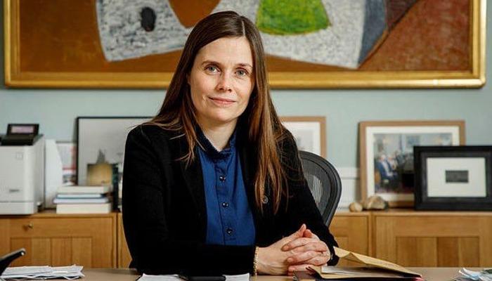 آئس لینڈ: وزیراعظم کے انٹرویو کے دوران زلزلے کے جھٹکے، ویڈیو وائرل