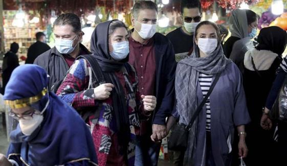 ایران میں کورونا کیسز کا نیا ریکارڈ بن گیا