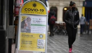 برطانیہ، کورونا کے ایک روز میں 26 ہزار سے زائد کیسز