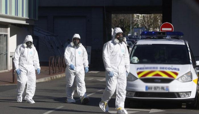 فرانس میں ایک دن میں کورونا کے 41 ہزار مریض