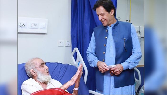 عمران خان نے زندگی کے تلخ ایام کے بارے میں بتادیا