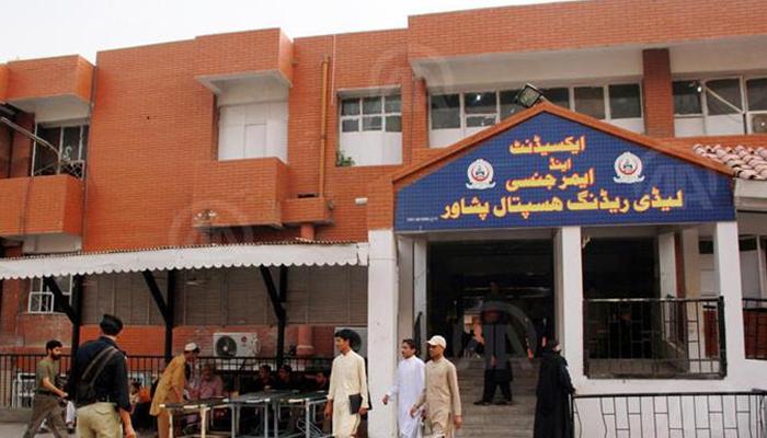 پشاور: لیڈی ریڈنگ اسپتال کا شعبہ کارڈک سرجری 6 ماہ سے بند