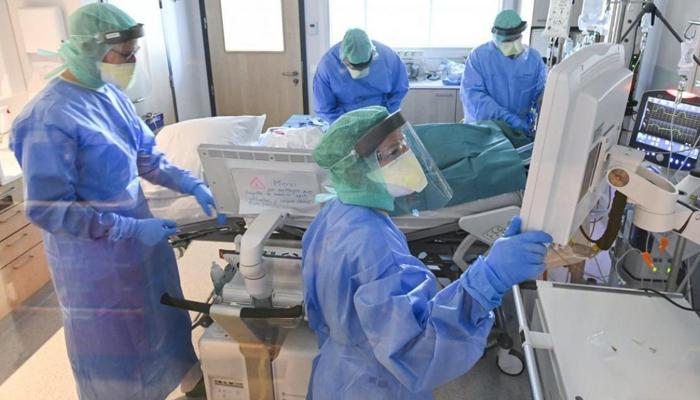 بیلجیئم: کورونا کے روزانہ 12 ہزار مریض رپورٹ ہورہے ہیں