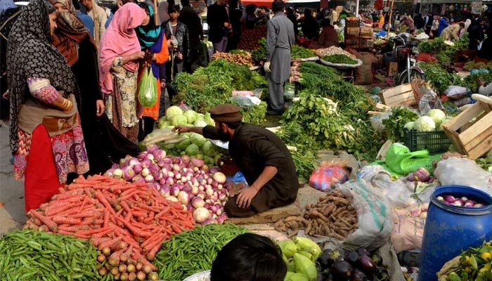 رواں ہفتے 14اشیاء مہنگی،11سستی اور 26کی قیمتیں برقرار رہیں