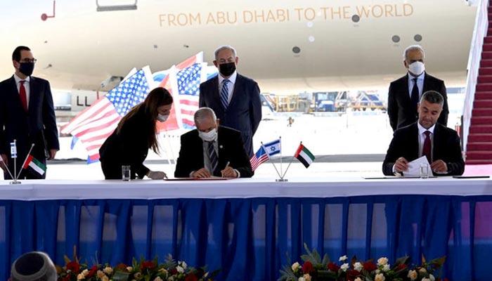 اماراتی شہری بغیر ویزا اسرائیل جاسکیں گے