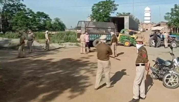 بھارتی پنجاب: 6سالہ بچی ریپ کے بعد زندہ جلادی گئی، ملزمان گرفتار