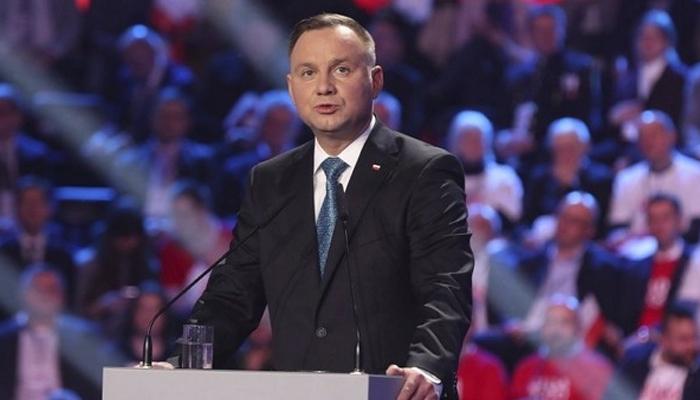 پولینڈکے صدرکا کورونا ٹیسٹ مثبت آگیا