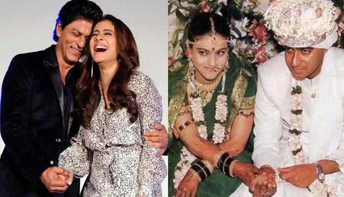 اجے دیوگن اپنی شادی کی تاریخ بھول گئے، شاہ رخ خان نے درست تاریخ بتادی