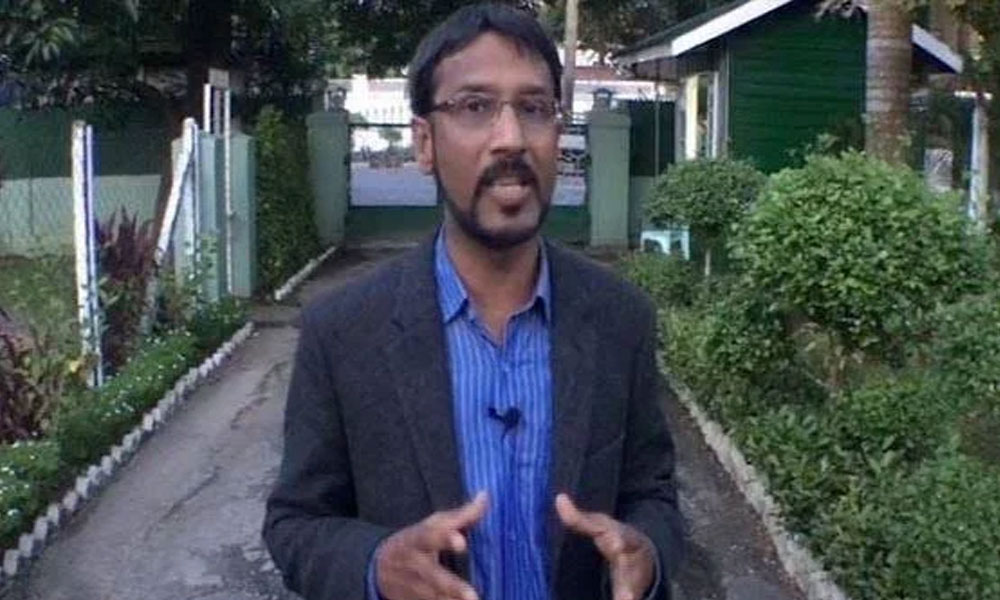 الیکٹرانک میڈیا تنظیم کی علی عمران کے لاپتہ ہونے پر سخت تشویش