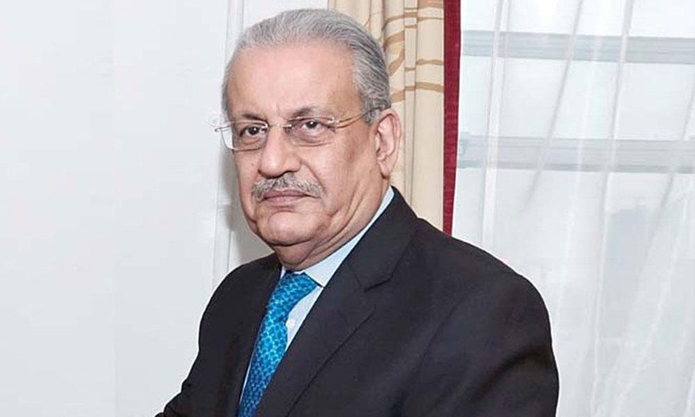 خدشہ ہے علی عمران فرائض ادا کرنے سے باعث لاپتہ ہوئے: رضا ربانی