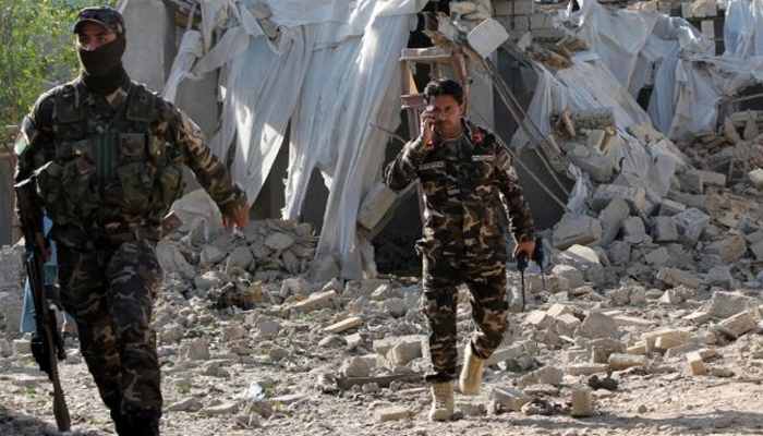 افغانستان: غزنی میں دھماکا، 9 افراد ہلاک اور متعدد زخمی