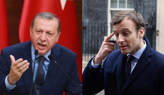 'فرانسیسی صدر اپنے دماغ کا علاج کروائیں'