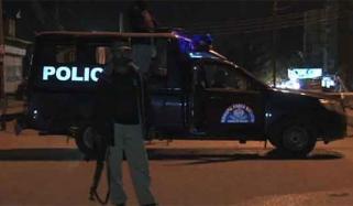 کراچی: مبینہ پولیس مقابلہ، دو ملزمان زخمی حالت میں گرفتار