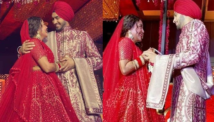 نیہا ککڑ اور روہن پریت نے شادی کرلی