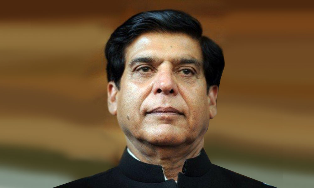 دو سال میں جھوٹی حکومت کا پردہ فاش ہوگیا، راجہ پرویز اشرف