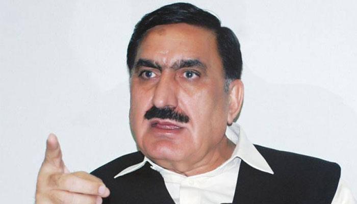 ہم نے کراچی میں کسی سے چندہ نہیں لیا، شاہی سید