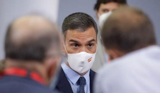 اسپین: کورونا کے باعث اگلے برس مئی تک ایمرجنسی نافذ