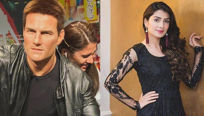 عائزہ خان بھی ٹام کروز پر فدا