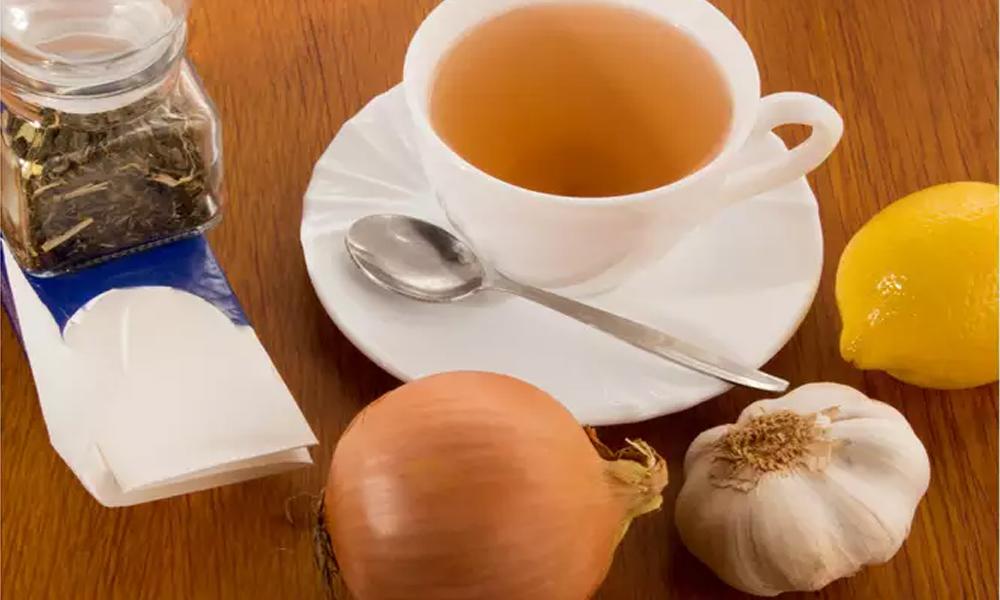 پیاز کی چائے، کھانسی، نزلہ ،زکام کا بہترین علاج