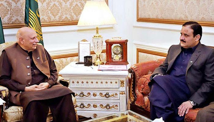 گورنر اور وزیراعلیٰ پنجاب  کا اپوزیشن سے احتجاجی جلسوں کی سیاست ترک کرنے کا مطالبہ