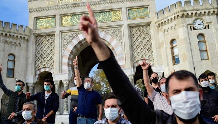 صدر میکروں کا اسلام مخالف بیان، ایران و سعودی عرب کا اظہار مذمت و احتجاج