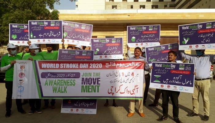 کراچی میں این آئی سی وی ڈی کی طرز پر فالج کا اسپتال قائم کیا جائے، ماہرین