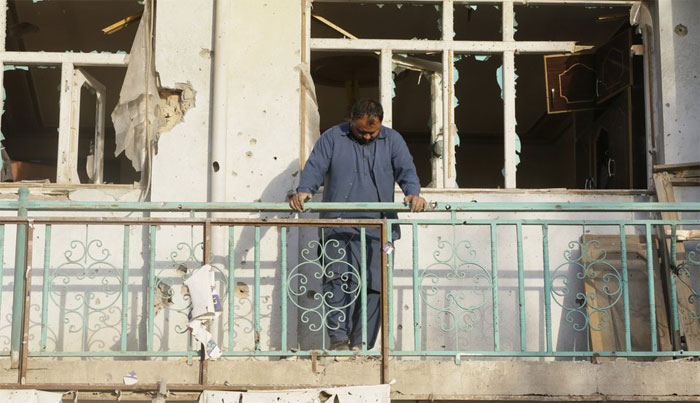 افغانستان: خوست میں پولیس عمارت پر حملہ، پانچ اہلکار ہلاک، ساتوں حملہ آور مارے گئے