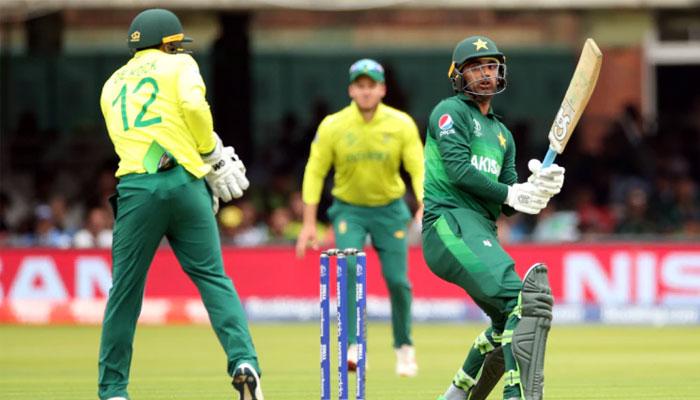 پاکستان، جنوبی افریقا میں کرکٹ سیریز فائنل