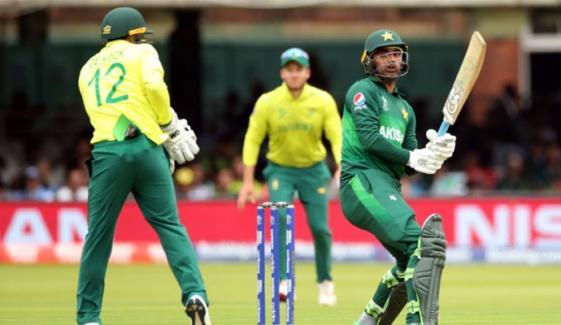 پاکستان کرکٹ ٹیم اگلے سال جنوبی افریقا کا دورہ کرے گی