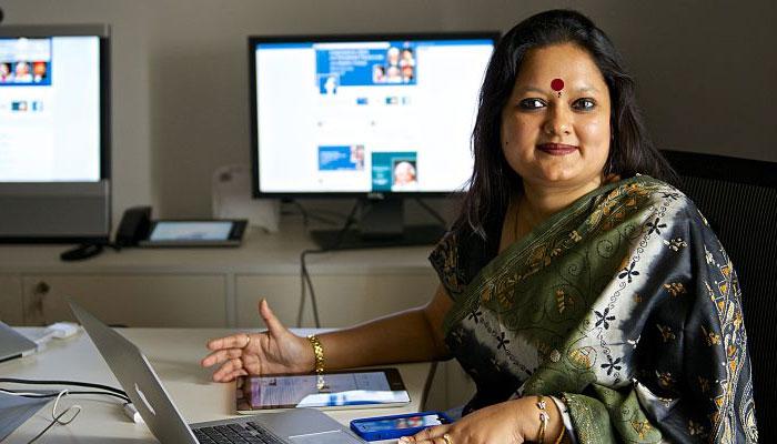 فیس بک بھارت کی سربراہ انکھی داس نے استعفیٰ دےدیا