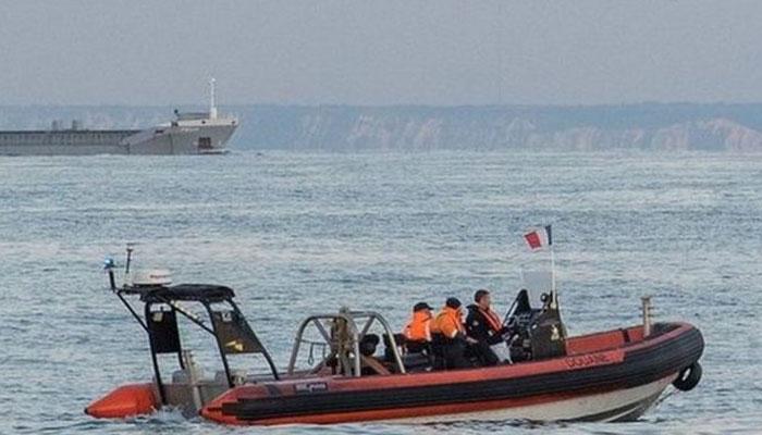 فرانس: تارکین وطن کی کشتی ڈوب گئی، 4 افراد ہلاک