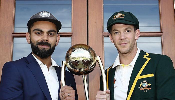 آسٹریلیا بھارت کرکٹ سیریز کے شیڈول کا اعلان