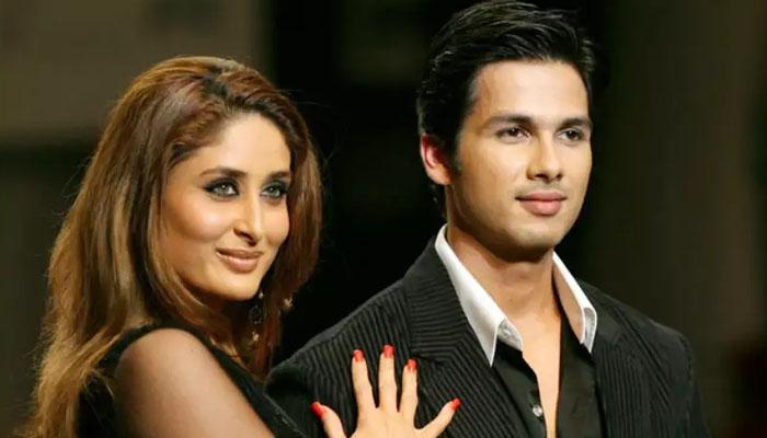 کرینہ کی شاہد کپور کیساتھ یادگار تصویر وائرل
