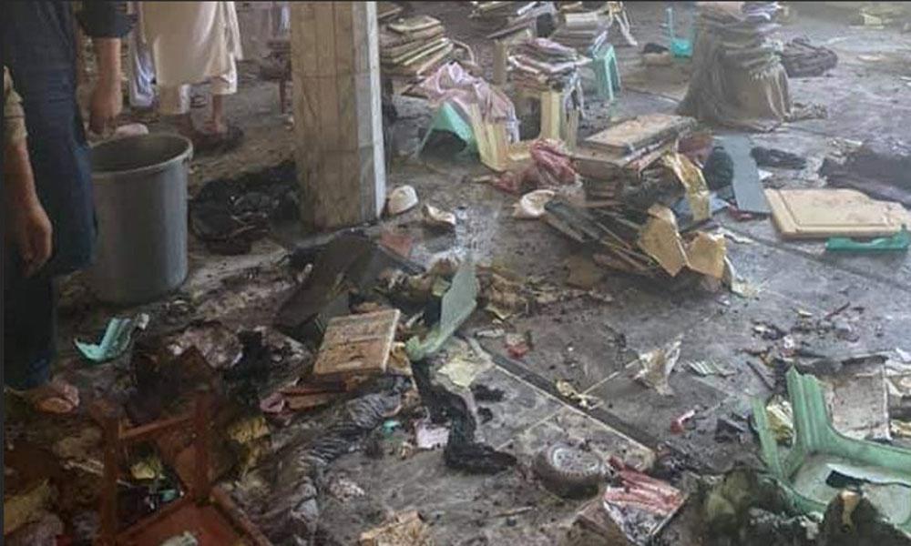 پشاور دہشت گرد حملہ، سعودی عرب کی سخت مذمت