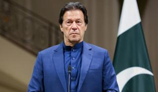 عمران خان ایک روزہ دورے پر لاہور پہنچ گئے
