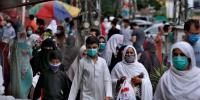 پاکستان: 3 لاکھ 30 ہزار کورونا کیسز