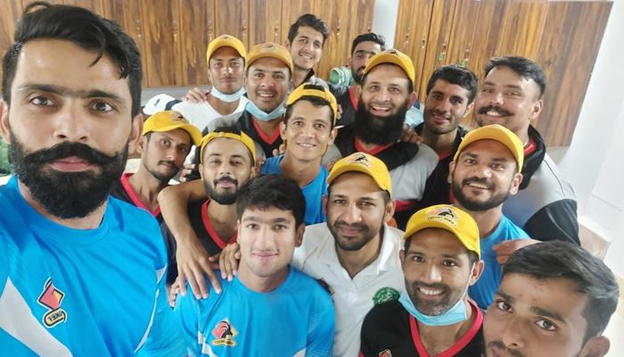 قائداعظم ٹرافی کا پہلا میچ جیتنے پر فواد عالم خوش