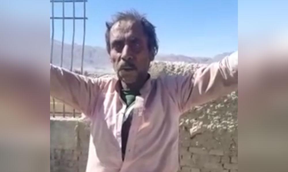 بلوچی اداکار پرویز بلوچ کسمپرسی کا شکار