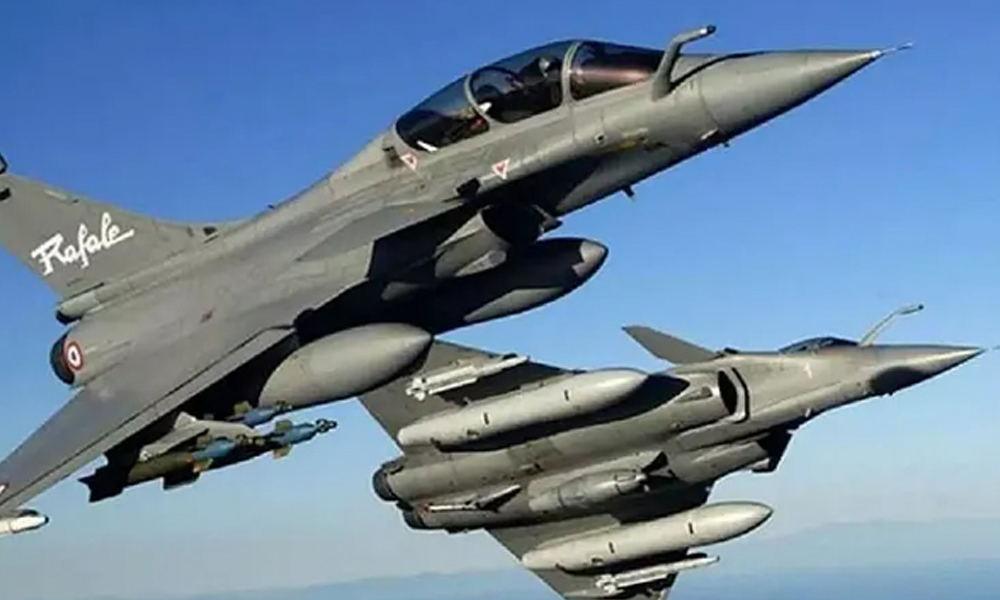 فرانس سے مزید 3 رافیل طیارے بھارت پہنچیں گے