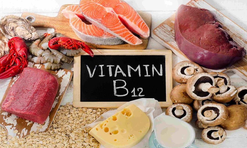 بہتر صحت کیلئے وٹامن بی12 کا استعمال لازمی ہے
