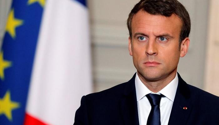 فرانس میں ایک بار پھر ملک گیر لاک ڈاؤن کے نفاذ کا اعلان