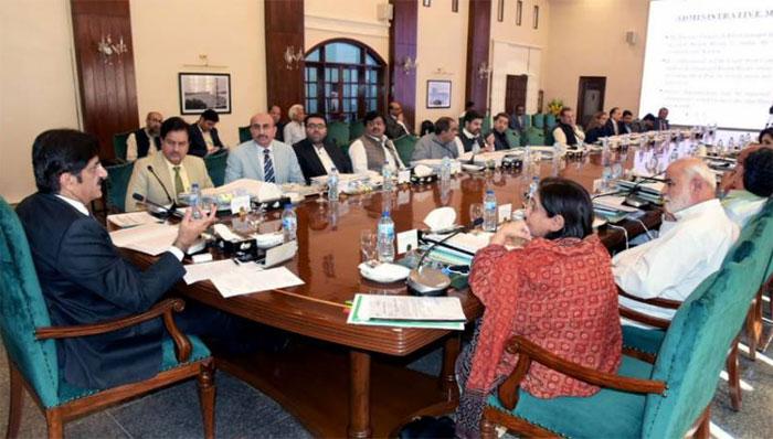 سندھ کابینہ نے گندم کی فی من 2000 اور گنے کی 202 روپے قیمت مقرر کردی