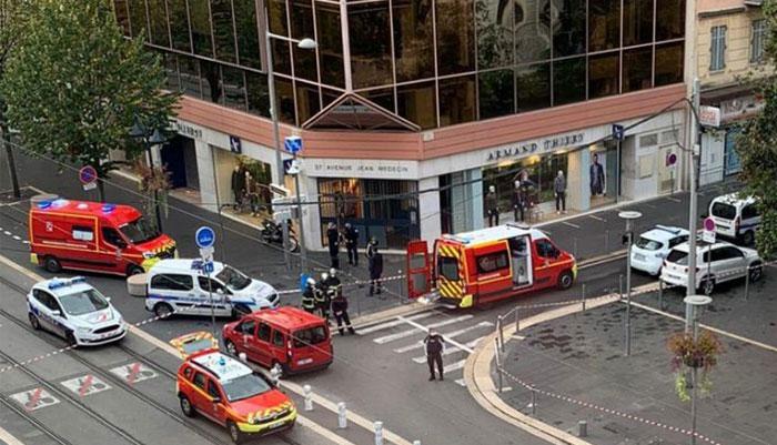 فرانس میں چاقو زنی کا واقعہ، سعودی عرب اور ترکی کی مذمت