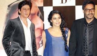 کاجول کو اجے دیوگن پسند ہے یا شارہ رخ خان؟