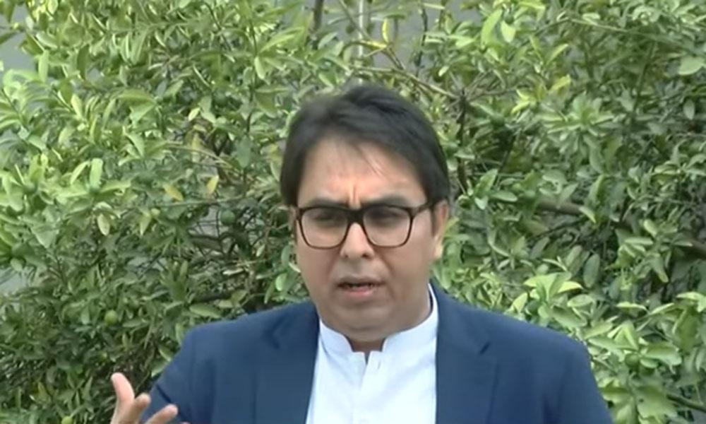 ایاز صادق نے مودی کا بیانیہ دہرایا: شہباز گِل