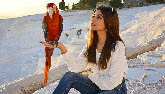 کنزہ ہاشمی نے پامو کلے میں اپنی نئی تصویر شیئر کردی