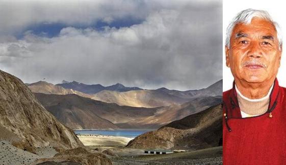 'چینی فوج بھارتی علاقے میں گھس آئی ہے'