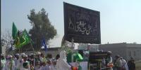 کراچی: عید میلادالنبی ﷺ کے جلوس کا آغاز